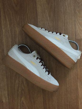 Продам качественные на девушку кроссы puma 38-го размера.