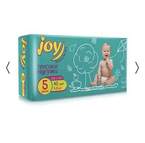 Подгузники  ,трусики ,памперсы Joy 5
