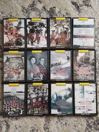 Mega kolekcja Discovery Channel II Wojna Światowa VCD stan Bdb Tanio