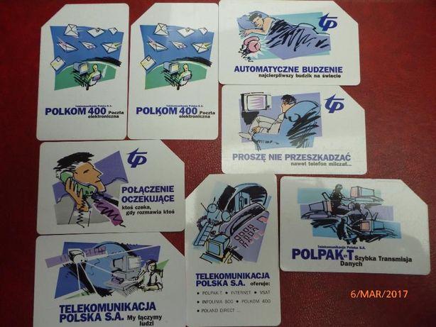 Karty telefoniczne różne: usługi dodatkowe i targi kart