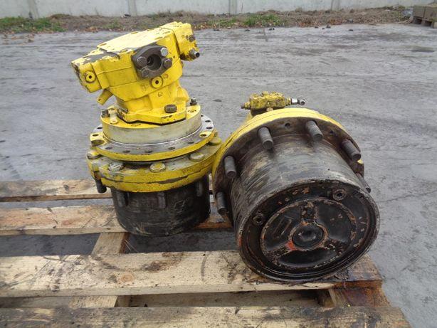 Silnik hydrauliczny/ pompa jazdy +zwolnica/przekładnia planet. REXROTH