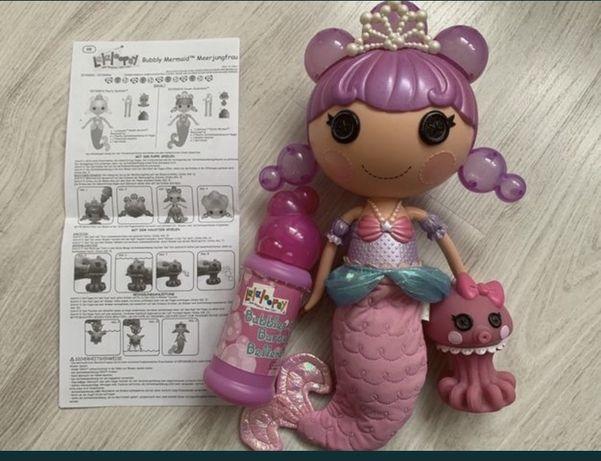 Lalaloopsy lalka puszczająca bańki