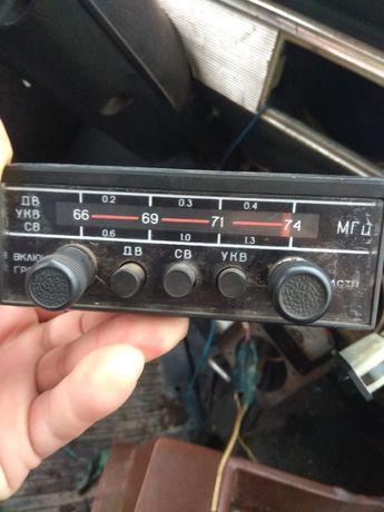 Радио приёмник СССР