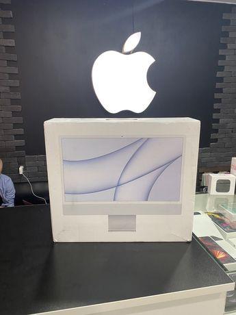Apple iMac 24 M1 2021 4.5K 256 Gb 8GPU Silver (MGPC3) НОВЫЙ:open-box