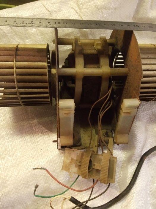 Электродвигатель вытяжки с турбинами Шостка - изображение 1