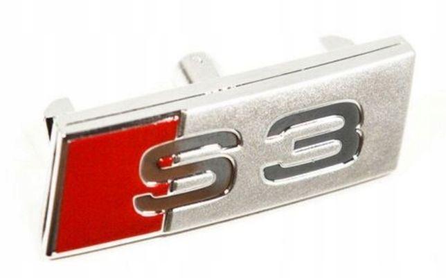 Emblemat kierownicy Audi s3