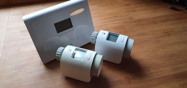 Zestaw smarthome innogy/RWE 2 termostaty i centrala