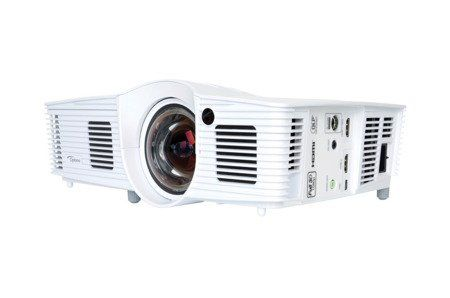 Okazja! Nowy-Projektor, rzutnik krótkoogniskowy Optoma EH200ST.Polecam