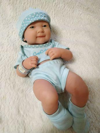 Кукла пупс новорожденный мальчик berenguer
