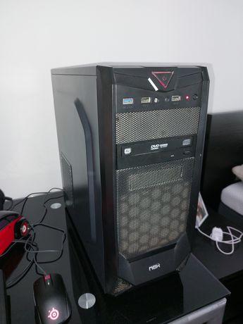 Computador Fixo i5-6500, GTX1050 TI, MSI H170A
