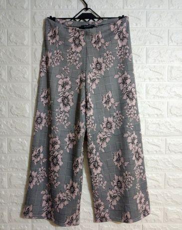 Бермуды брюки-юбка штани трикотаж кюлоты штаны Primark бермуди
