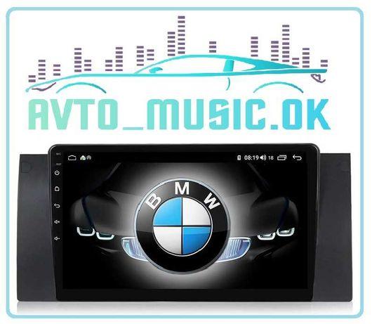 Магнитола BMW Е39, Е53, Е38 Android, GPS, USB, 4G!