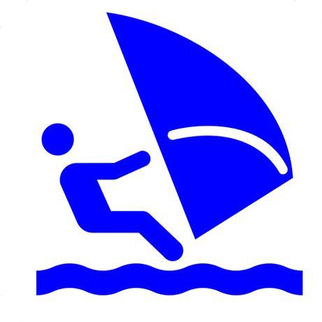 Aulas de windsurf em Esposende, Viana, Azurara ou Afurada