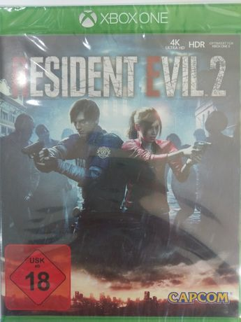 Resident Evil 2 Xbox One Nowa Kraków