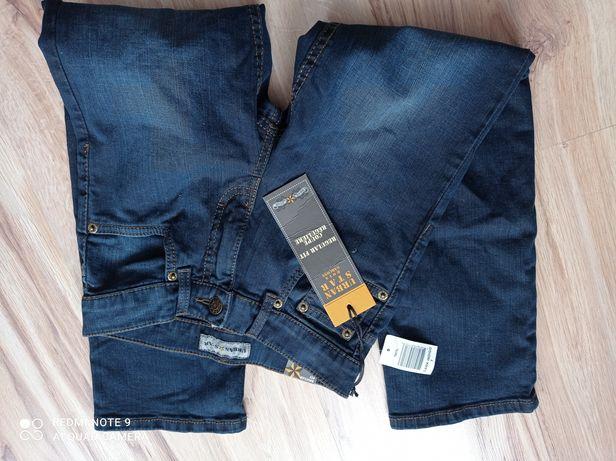 Nowe jeansy dla chłopca 110cm spodnie 7 lat 116 122cm