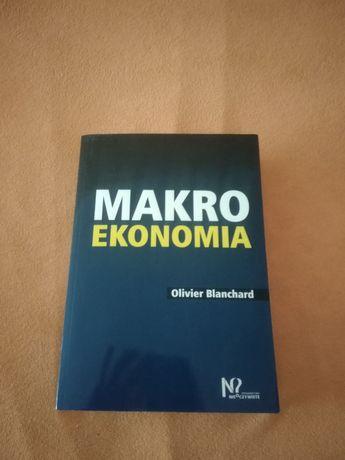 Makroekonomia Olivier Blanchard NOWA książka*normalna cena 99 zł*
