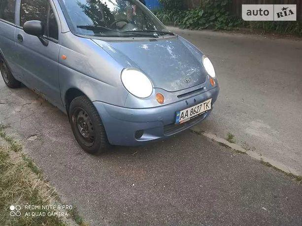 Продается  Daewoo  Matiz