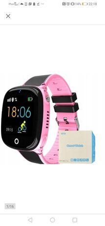 Smartwatch zegarek dla dzieci SIM LOKALIZATOR GPS LBS