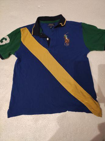 Футболка Polo Ralph Lauren.