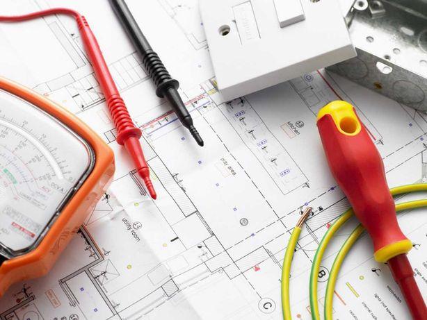 Elektryk - Usługi elektryczne