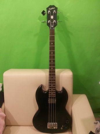 Gitara basowa epiphone sg