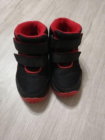 Ботинки демисезонные на мальчика