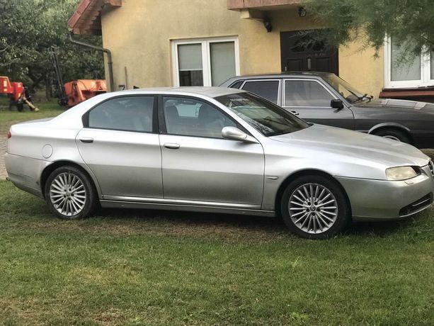 Продам Alfa Romeo 166 2.4JTD