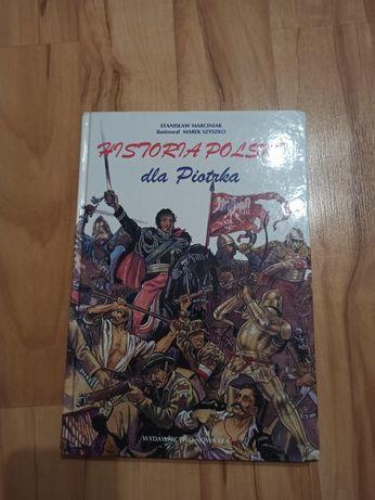 Książka historia Polski