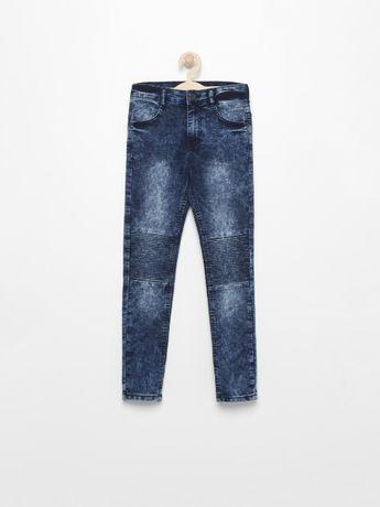Reserved rewelacyjne spodnie jeans 152 idealne
