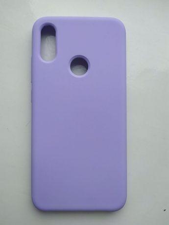 силиконовый чехол для Xiaomi Redmi Note 7