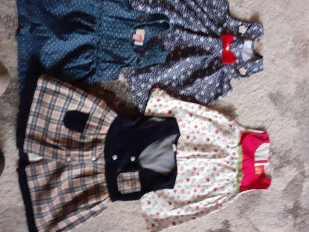Sukienki dla dziewczynki
