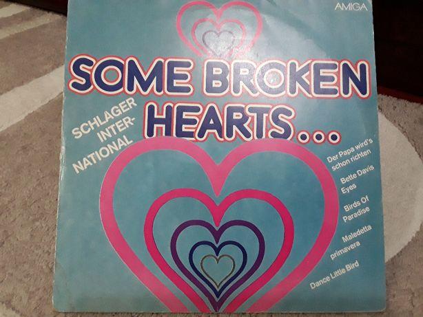 пластинка Some broken hearts