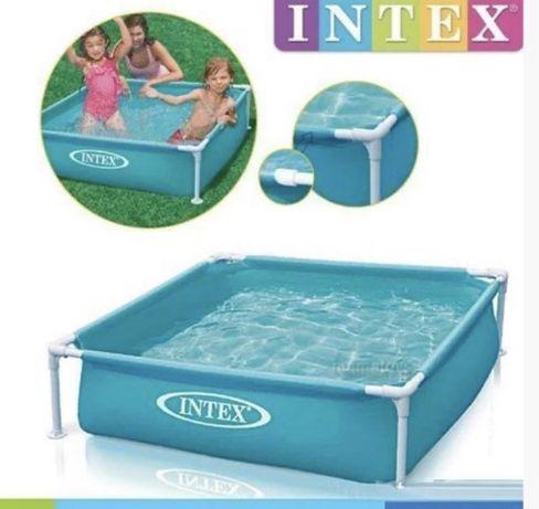 Каркасный бассейн Интекс/ Intex 57173/ 122см * 122см * 30см