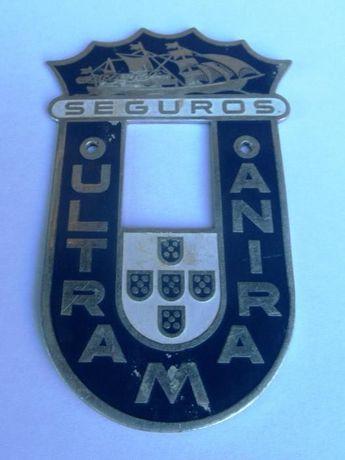 Placa Seguros Ultramarina