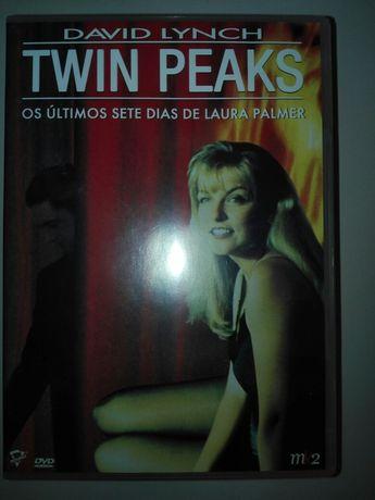 Filme DVD Twin Peaks Ano 2005