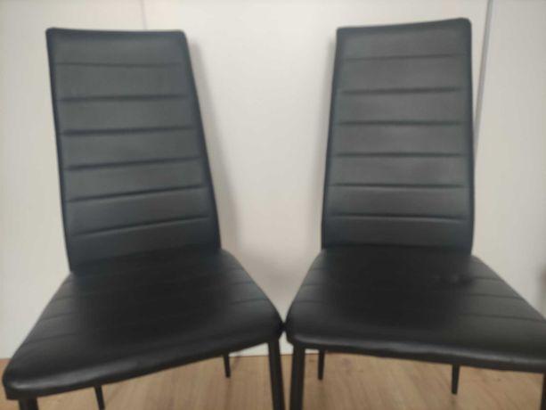 Krzesła z ecoskory