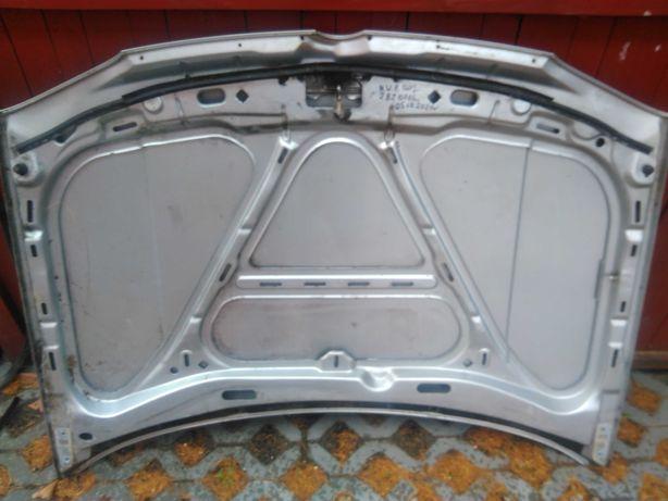 Golf 4  2002 r maska srebrna