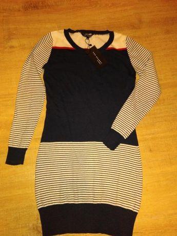 Top secret платье туника хлопок новое