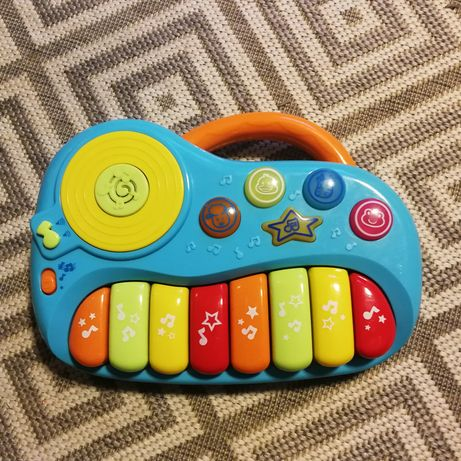 Smiki Smyk pianinko pianino elektroniczne