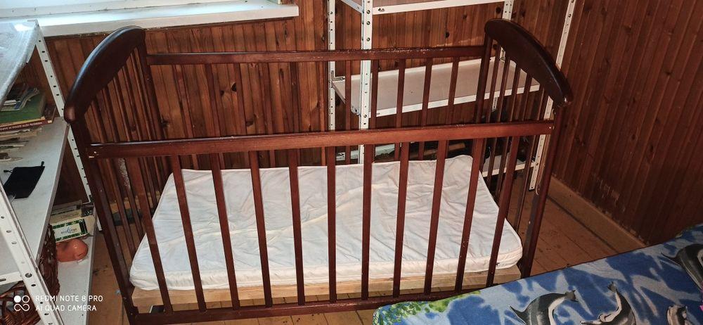 Кроватка манеж детская Бровары - изображение 1