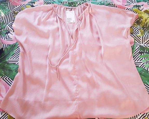 Dwie śliczne bluzki H&M nowa 40/42