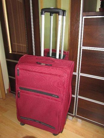 bez kółka walizka Puccini model Fiorino EM50404 A kolor 3