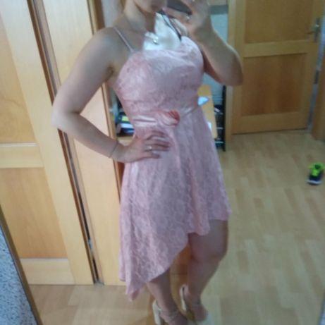 NOWA sukienka M/L L z gumką, ciążowa