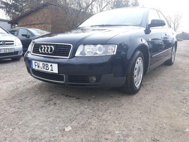 Audi a 4 małysz 01r 2.0e 130km klima