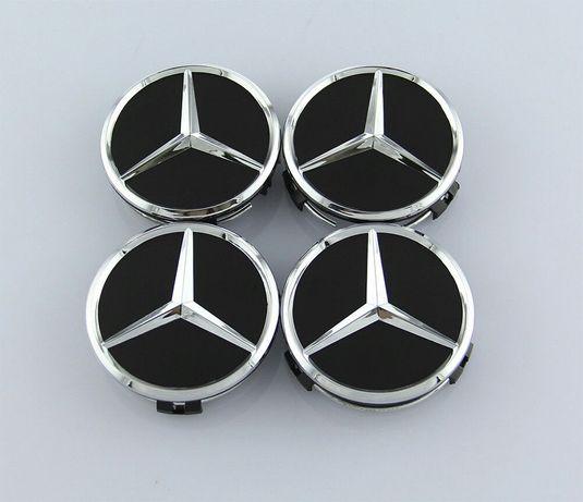 Mercedes benz 4 centros de jantes
