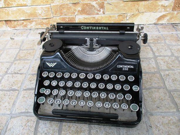 Maquina de escrever antiga – 100 anos