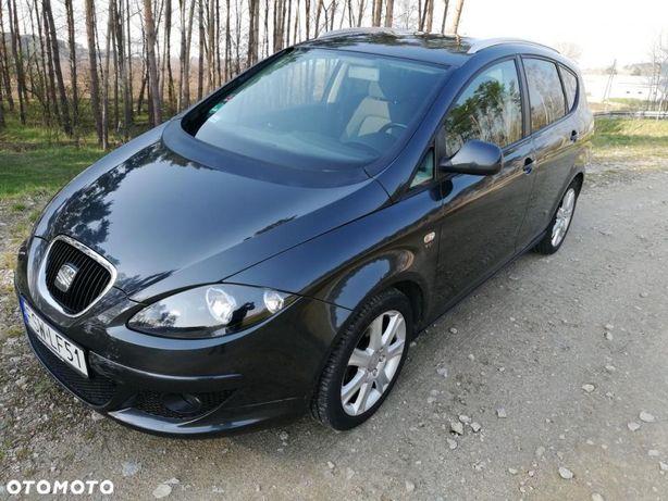 Seat Altea XL 1.8T Benzyna Nowy rozrząd oleje i filtry ZAREJESTROWANY W PL