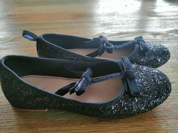 Buty pantofle baleriny Zara r.33