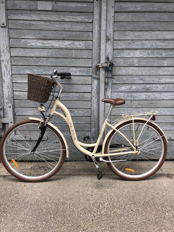 Rower damski, holenderka z biegami