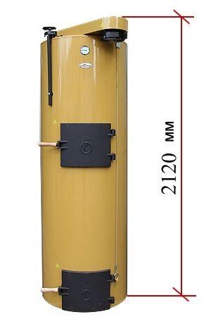Твердотопливный котел длительного горения STROPUVA 20U универсальный